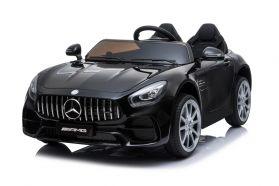 12V Licensed Mercedes AMG GT 2 Seater Ride On Car Black