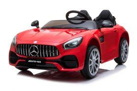 12V Licensed Mercedes AMG GT 2 Seater Ride On Car Red