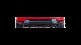 Rear bumper BBH118