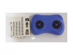 Remote and control box