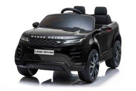 12V Licensed Black Range Rover Evoque Ride On Car