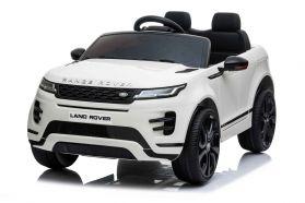12V Licensed White Range Rover Evoque Ride On Car
