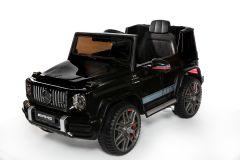 12V Licensed Mercedes G63 Ride On Car Black