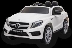 12V Licensed Mercedes GLA Ride On Car White