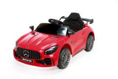 12V Licensed Mercedes GTR Ride On Car Red