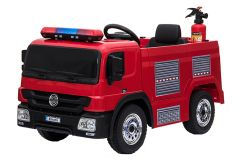 Battery Powered - 12V Ride On Fire Engine