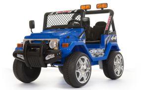 Battery Powered - 12V 2 Seater 4x4 Truck (Blue)